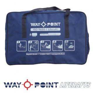 Waypoint Спасательный плот в сумке Waypoint ISO 9650-1 Ocean 8 чел 70 x 46 x 28 см