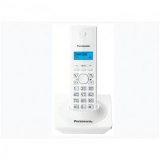 Радиотелефон Panasonic KX-TG1711RUW,белый,АОН,тел.книга 50ном.