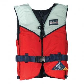 Жилет страховочный Marine Pool Champion Classic PE красно-серый 40-60 (5000415_40-60RG)
