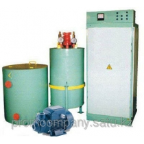 Электродный котел паровой КЭП-200 парогенератор промышленный