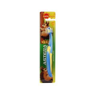 Зубная щетка Astera ASTERA KIDS детская, 2-6 лет