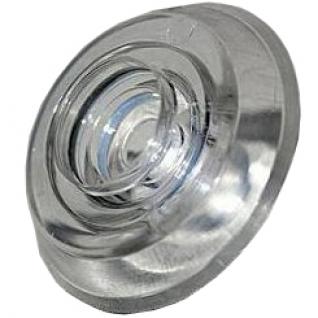 Термошайба для поликарбоната (25шт) / Термошайба прозрачная для крепления поликарбоната (упак. 25шт.)