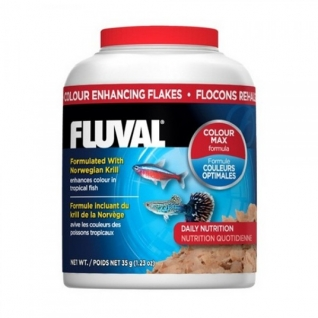 Hagen Корм для усиления окраса рыб Fluval 200 мл - гранулы (90 гр)