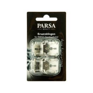 Лезвия запасные для педикюрного инструмента Parsa Beauty сталь