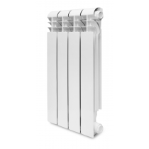 Алюминиевый секционный радиатор KONNER LUX 70/500, 4 секции