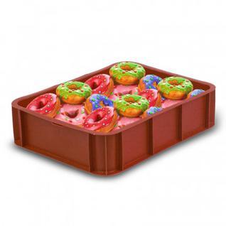 Ящик под пирожное 430х330х110_красный арт.405