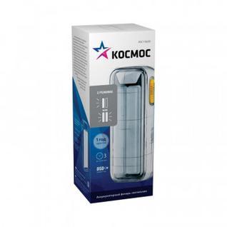 Фонарь кемпинговый KOSMOS аккумуляторный KOC118LED, 10W COB LED, 4V2Ah