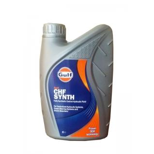 Жидкость для ГУР Gulf CHF Synth 1л