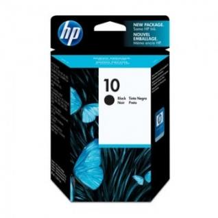 Картридж струйный HP 10 C4844A/C4840A чер. для DJ 2000c/2500c