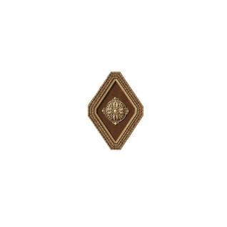 Вставка Velvet Marron Inserto Circe 10.5x14.5 Stylnul