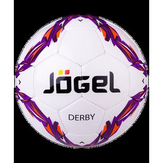 Мяч футбольный Jögel Js-560 Derby №4 (4)