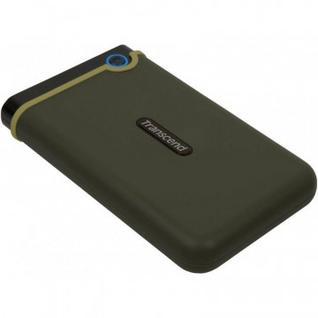 Портативный HDD Transcend StoreJet 25M3 Iron 2Tb 2.5, USB 3.1, TS2TSJ25M3S