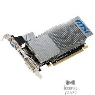 MicroStar MSI N210-TC1GD3H/LP RTL nVidia GeForce 210 1024Mb PCI-E 64bit DDR3 589/5000 DVI/HDMI/CRT/HDCP