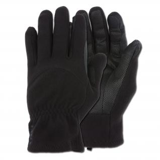HWI Перчатки HWI флисовые, цвет черный