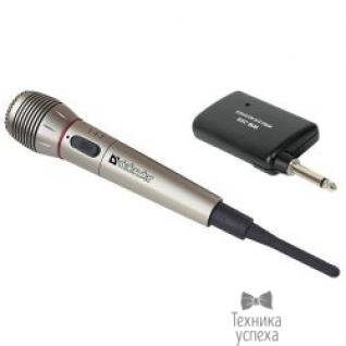 Defender Defender MIC-140 Микрофон динамический беспроводной 64140