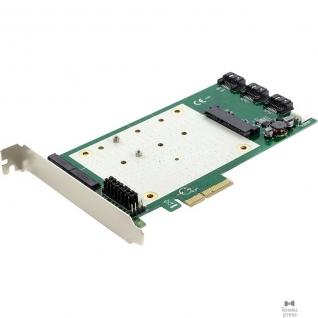 Espada Espada Контроллер PCI-E, SATA3 RAID 3 int port /1 mSATA/2NGFF, FG-EST19A-1, oem (40433)