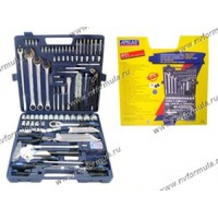 Инструмент APELAS 148 предметов 1/2-1/4 кейс пластик CS-TK148PMQ