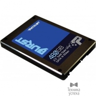 Patriot Patriot SSD 480Gb Burst PBU480GS25SSDR SATA 3.0
