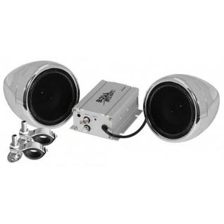 "Аудиосистема BOSS AUDIO MARINE MC400 (2 динамика 3"", усилитель 600 ВТ.) BOSS AUDIO"