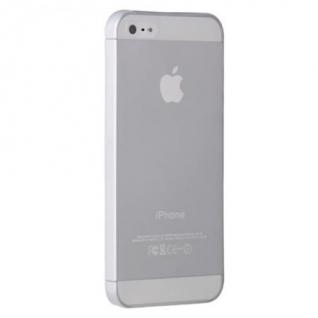 Чехол на заднюю крышку Ozaki O!Coat 0.3 Jelly для iPhone 5/5S/SE, цвет Transparent (OC533TR)