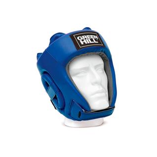 Шлем открытый Green Hill Training Hgt-9411, синий размер M