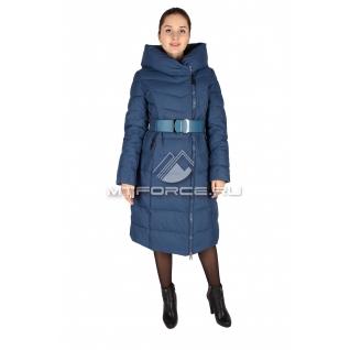 Пальто женское зимнее большого размера 15173