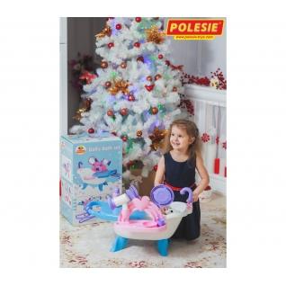 Набор для купания кукол №2 с аксессуарами (в коробке) Полесье