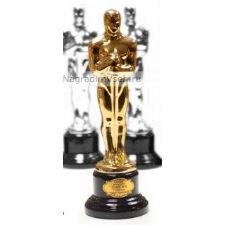 Статуэтка керамическая Оскар с индивидуальной гравировкой