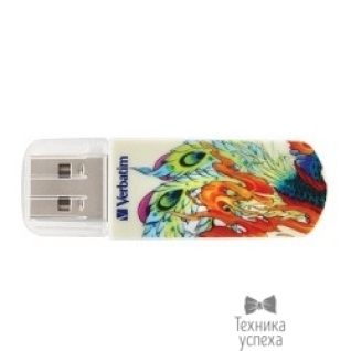 Verbatim Verbatim USB Drive 32Gb Mini Tattoo Edition Phoenix 49898 USB2.0