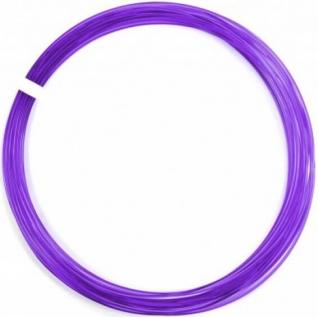 3DPen Пластик для 3D ручки PLA фиолетовый 10м.