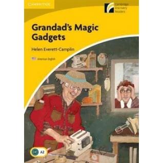Camplin Helen. Grandad's Magic Gadgets
