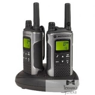 Motorola Motorola TLKR T80 Комплект из двух радиостанций
