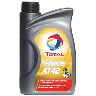 Трансмиссионное масло TOTAL Fluide AT 42, 1л