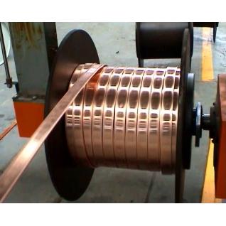 Шина медная электротехническая М1 100x10