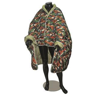 Плед-подушка-палантин OL-Tex 135х200/50х50, камуфляж