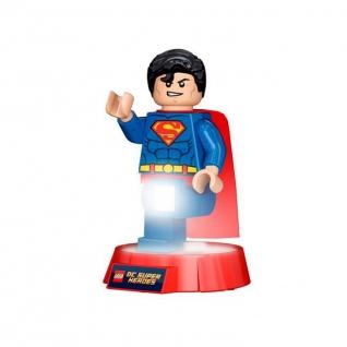 Фонарик-ночник ЛЕГО - Superman LEGO