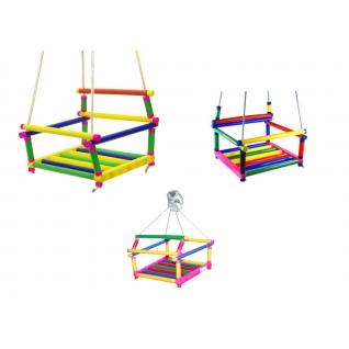 Подвесные детские качели Karolina Toys
