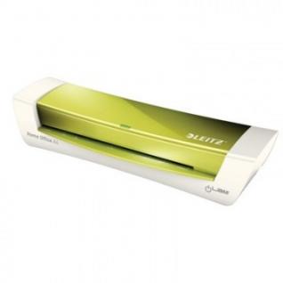 Ламинатор Leitz iLam Home Office A4, 125мкм, зеленый