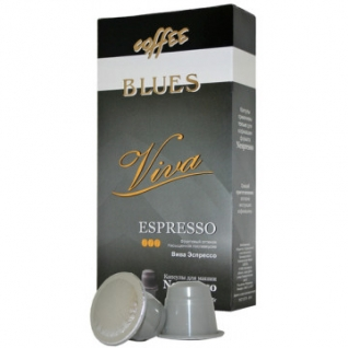 Кофе в капсулах Блюз Вива, 10шт