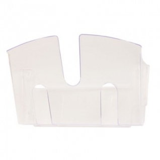 Дисплей настенный Attache 1 отделение А4 прозрачный пластик