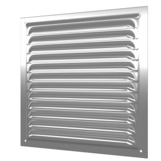 Решетка металлическая ERA 3030МЦ с оцинк. покрытием (18шт/уп)