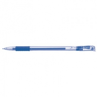 Ручка гелевая PENTEL K405С 0,25мм рез.манж.синий ст. Япония