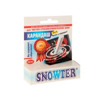 Карандаш для чистки стеклокерамической поверхности плит SNOWTER