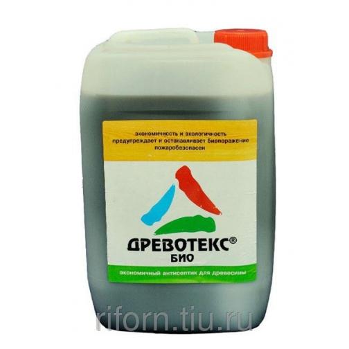 Древотекс-Био — биозащитный состав для дерева 9032