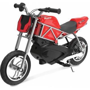 Электромотоцикл Razor RSF350 (красный)
