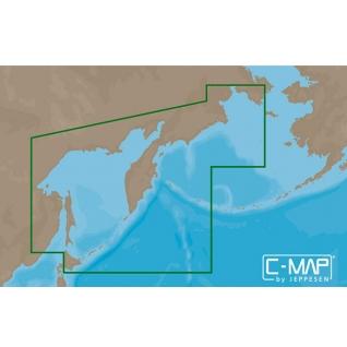 Карта C-MAP AN-N013 - Камчатка и Курильские о-ва C-MAP
