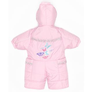Комплект MalekBaby Комбинзон для новорожденных, Розовый 207Т