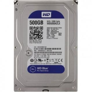 Жесткий диск WD SATA-III 500Gb WD5000AZLX Blue (7200rpm) 32Mb 3.5_M_K