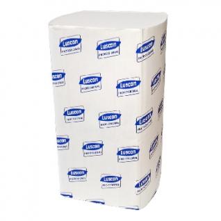 Полотенца бумажные д/дисп. Luscan Professional Vслож2 слбелвтор200л20пач/уп