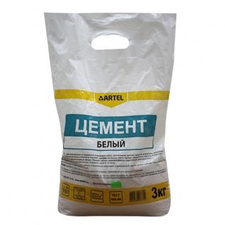 Цемент М-500 белый 3 кг